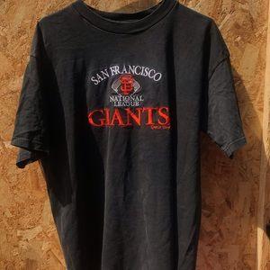Vintage San Francisco Giants 1998 baseball shirt